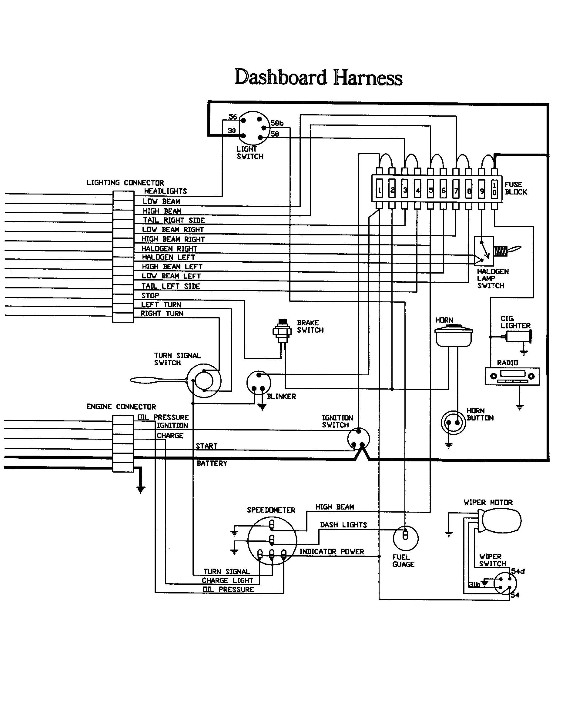 180sx Wiring Diagram Diagrams Source Light In Addition Led Nissan Library Bar
